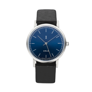 ORLO Copenhagen Silver Midnight Blue 39