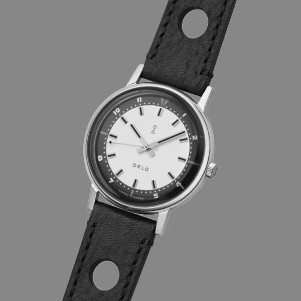 ORLO Hitch Silver Black 39