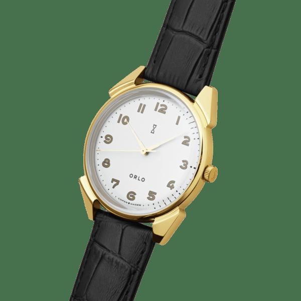 ORLO Ossel Gold White 39