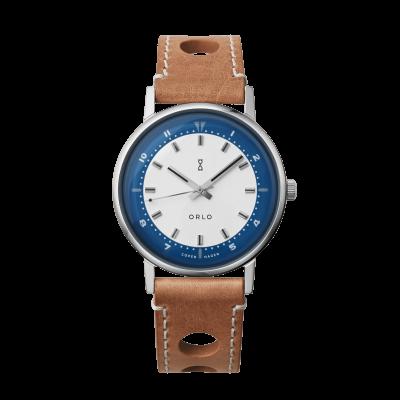 ORLO Hitch Silver Blue 39